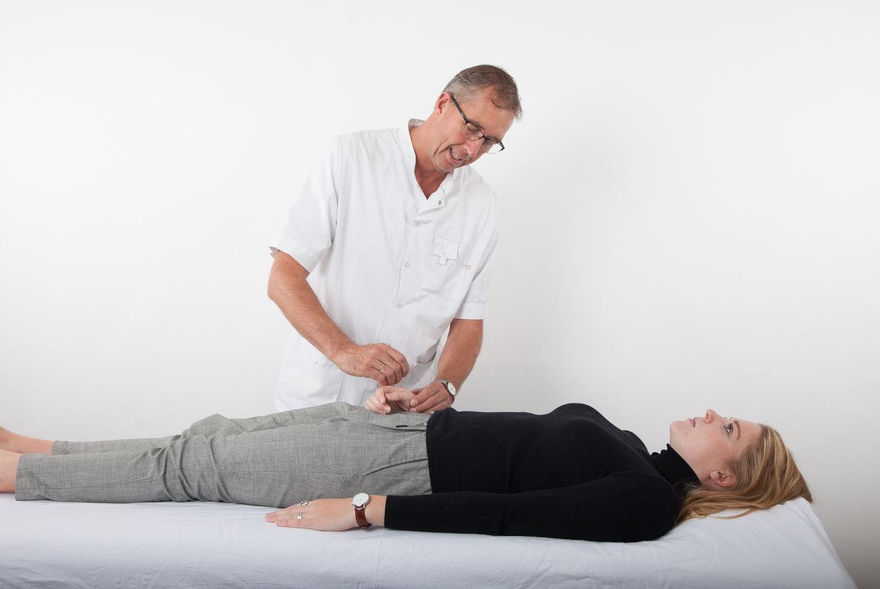 acupunctuur oud