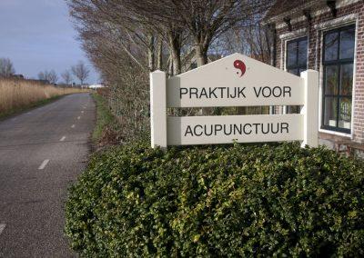 Praktijk Kolhorn buiten - Acupunctuur in Den Helder